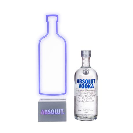 display-absolut-frente-aceso