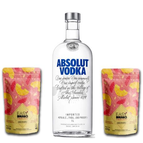 Absolut-Easy-Abacaxi