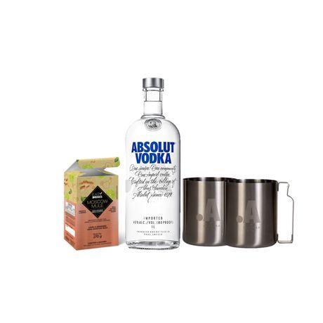 1-Vodka-Absolut-Regular--1L---1-Preparo-para-Moscow-Mule-Easy-Drinks---2-Mug-Absolut