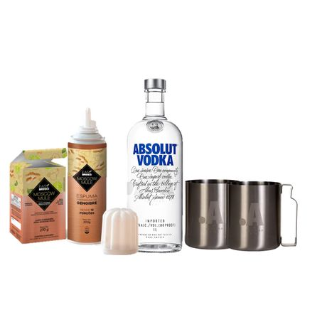 1-Vodka-Absolut-Regular--1L---1-espuma-de-gengibre-easy-drinks---1-Preparo-para-Moscow-Mule-Easy-Drinks---2-Mug-Absolut
