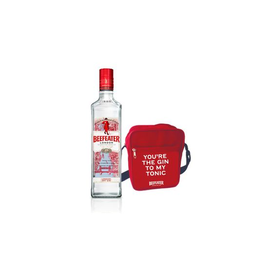 Kit-Gin-Beefeater-Dry-750ml---Bolsa-Termica-Gin-Tonica