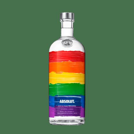 Garrafa-Rainbow