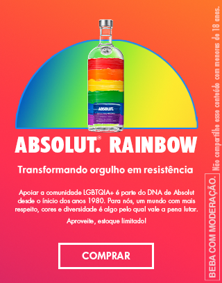 Banner Absolut Rainbow Mob