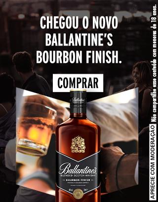 Balla Bourbon Finish - Mobile