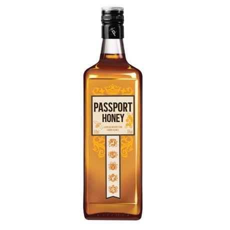 Passport-Honey